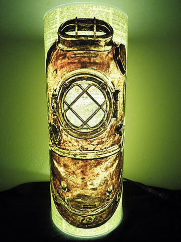 Diving Helmet Lantern No.95