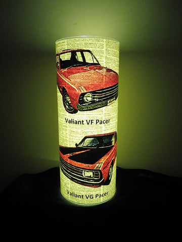 Valiant Pacer Car Lantern No.614