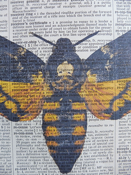 Death's Head Hawkmoth Wall Art No.904