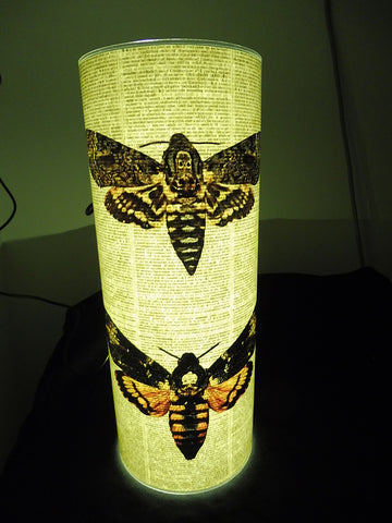 Death's Head Hawkmoth Paper Lantern No.904