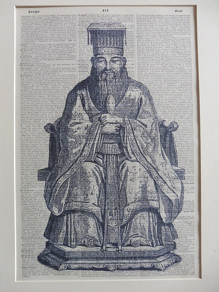Confucius Wall Art No.89, famous