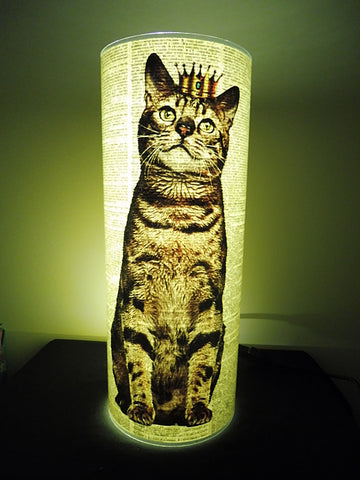 Bengal Cat #1 Paper Lantern No.918