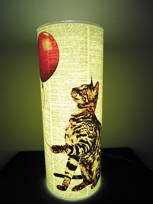 Bengal Cat #2 Paper Lantern No.265