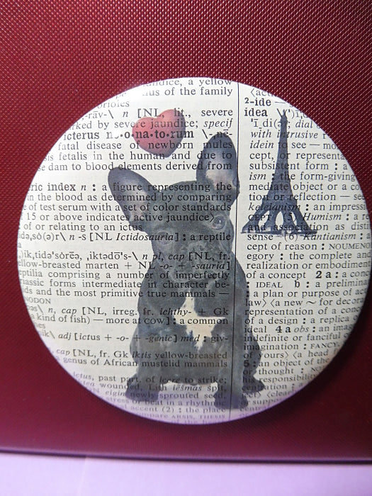 French Bulldog #1 Fridge Magnet No.452