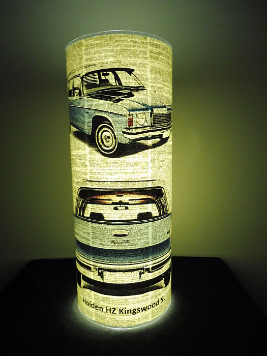 Holden HZ Kingswood Premier Car Paper Lantern No.836