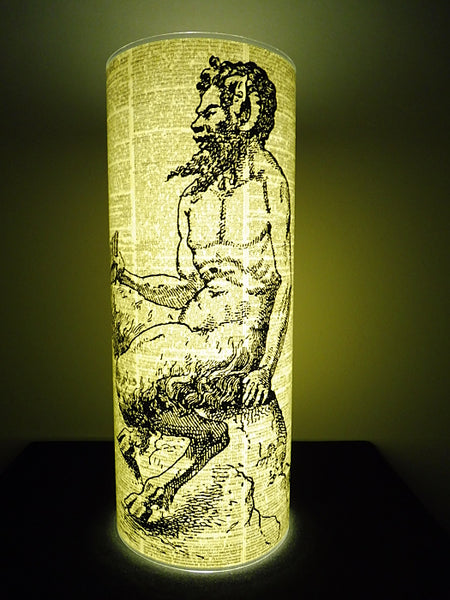 Pan Faun Paper Lantern No.61, miscellaneous