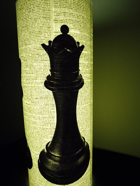 Chess Pieces Paper Lantern No.165, miscellaneous