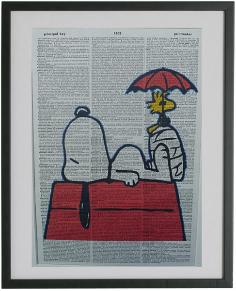 Snoopy Print No.194, animation