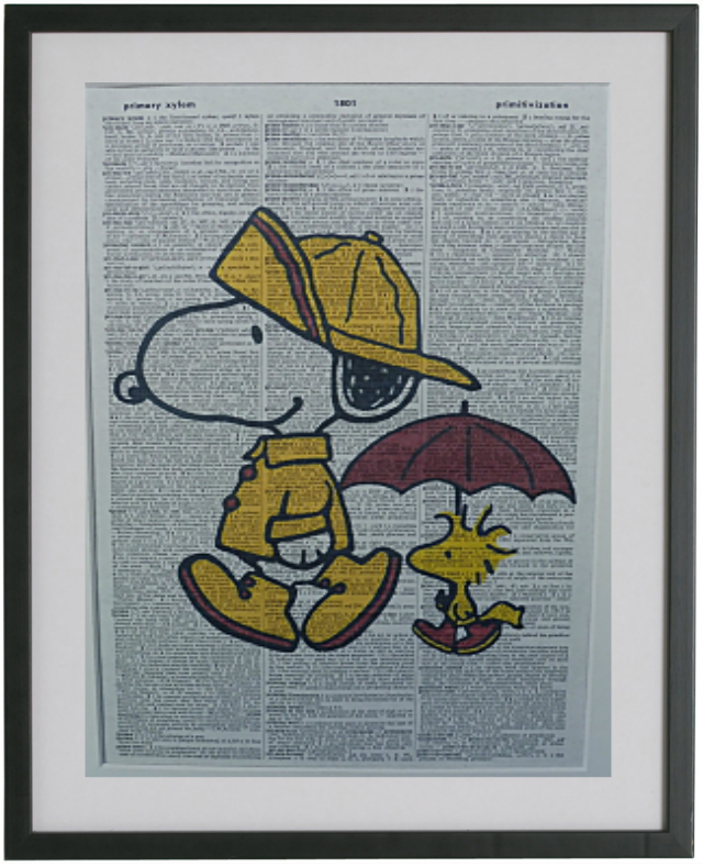Snoopy Print No.193, animation
