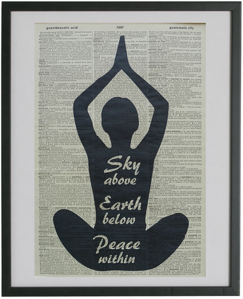 Yoga Print No.264, miscellaneous