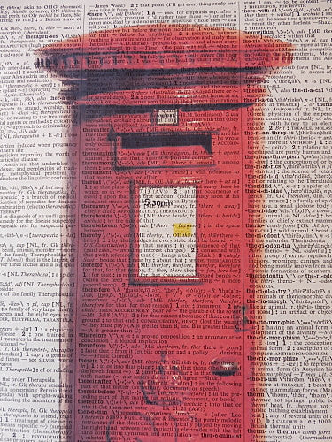 British Mailbox Print No.410, miscellaneous