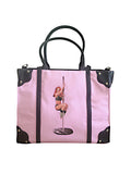 Natasha Womens Gym Tote Bag