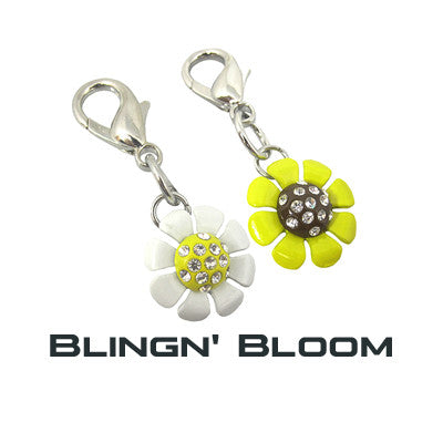 GoDazzler Blingin' Bloom Charms