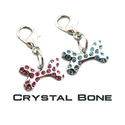 GoDazzler Crystal Bone Charms