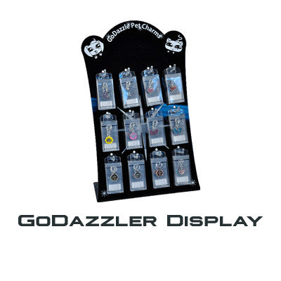 GoDazzler Pet Charm Display