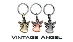 GoDazzler Vintage Angel Charms