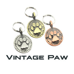 GoDazzler Vintage Paw Charms