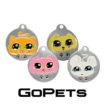 GoPets Tags
