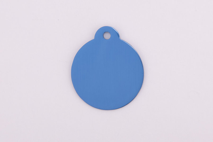 Anodized Round Tags