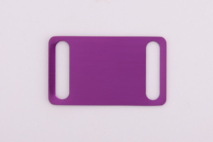 Anodized Slider Tags