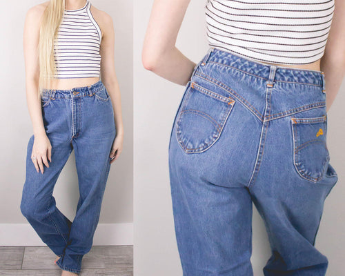 Vintage 28/29 Bell Bottoms High Waisted Jeans