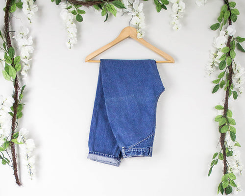 Vintage 26/27 1970s High Waisted Jeans