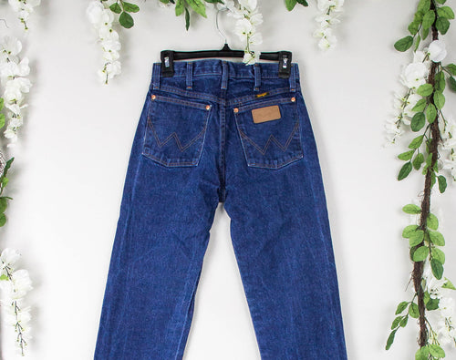 Vintage 26/27 Wrangler High Waisted Jeans