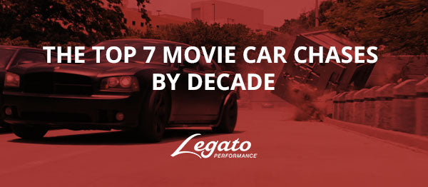 The Top 7 Movie Car Chases By Decade
