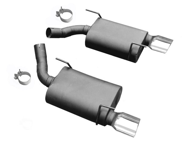 Ford Mustang GT V8 Axle Back Exhaust Kit 2005-2010 - Buy Online