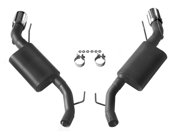 2014-'15 Chevrolet Camaro SS Axle Back Exhaust - Buy Online