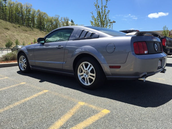 2006 Ford Mustang GT with Legato exhaust
