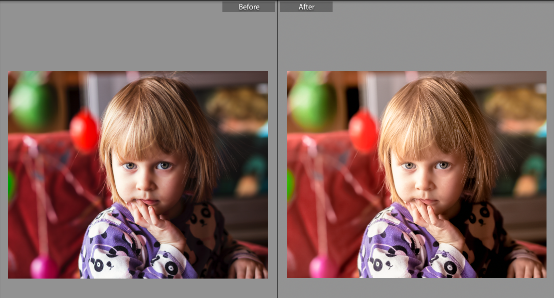 Crisp and Sunlit Lightroom Preset