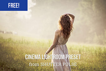 Shutterpulse offers free Lightroom presets