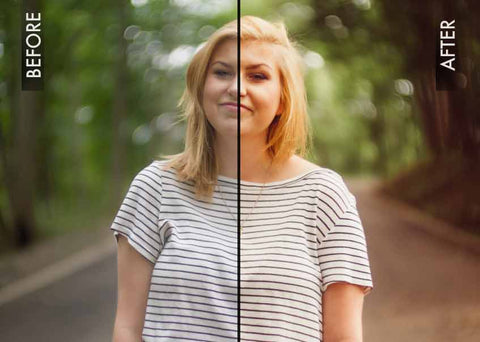 Free Lightroom presets from Preset Love