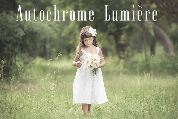 Autochrome Lightroom Presets