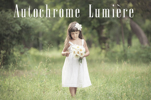 Autochrome Lumiere Lightroom Presets