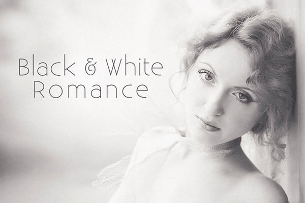 B&W Romance Lightroom Presets