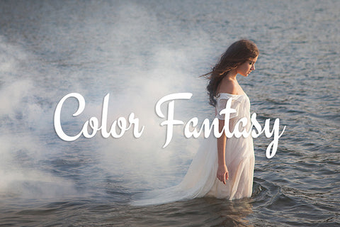 Color Fantasy Lightroom Presets