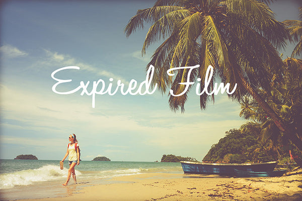 Expired Film Lightroom Presets