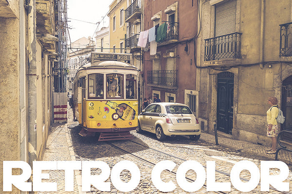 Retro Color Lightroom Presets