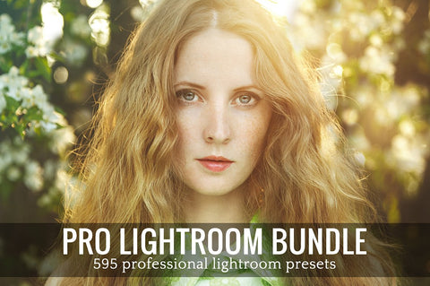 Pro Lightroom Presets Bundle