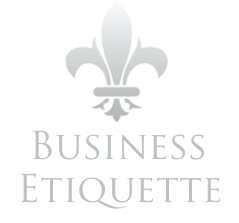 Business Etiquette - One Day Intensive Course