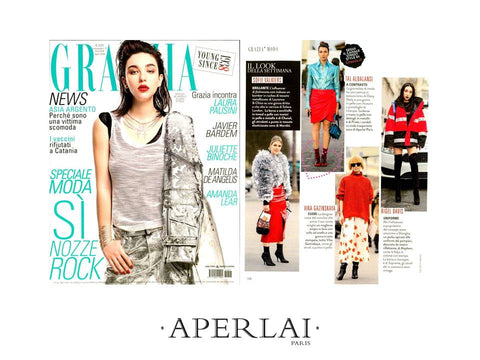 Grazia Ita 4-18- April 2018