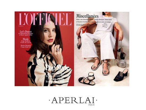 L'Officiel 03-18- March 2018