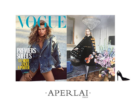 Vogue Paris 05-18- May 2018