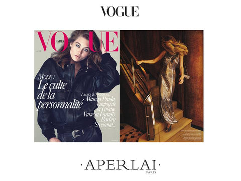 Vogue Paris 02-18- February 2018