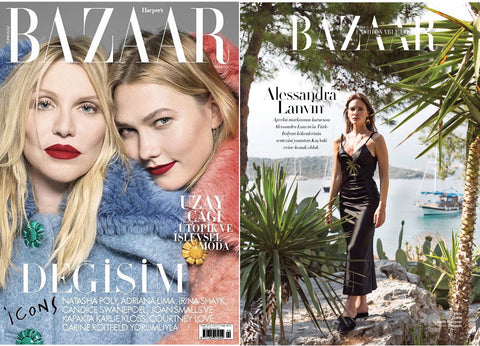 Harpers Bazaar Turkey- September 2017
