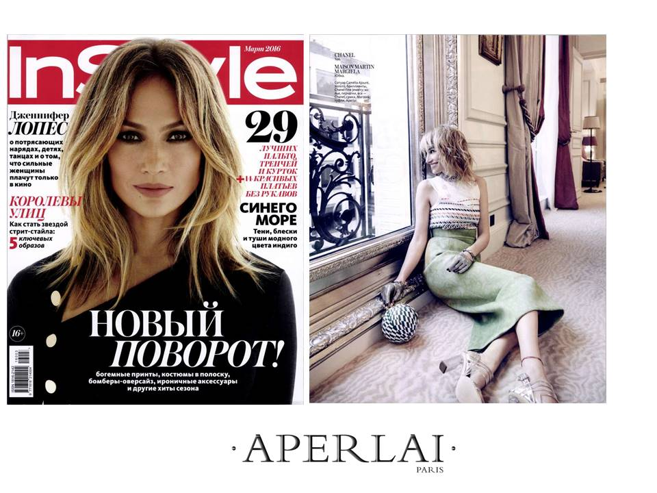 IN STYLE RUSSIA- March 2016