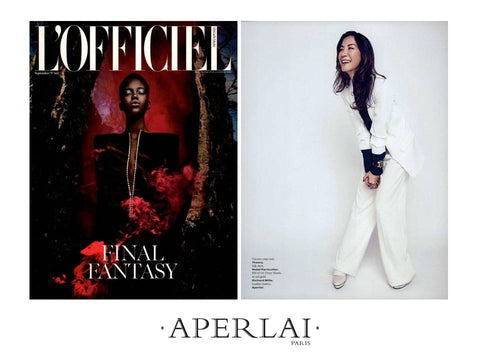 L'officiel SINGAP- September 2017