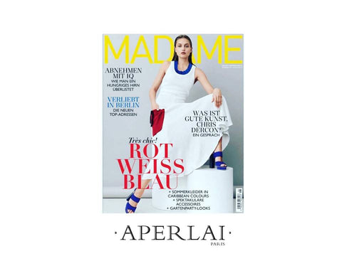 MADAME GERMANY COVER APERLAI PARIS MAY 2016